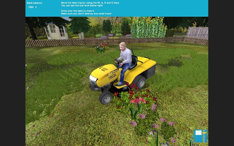 Garden Simulation