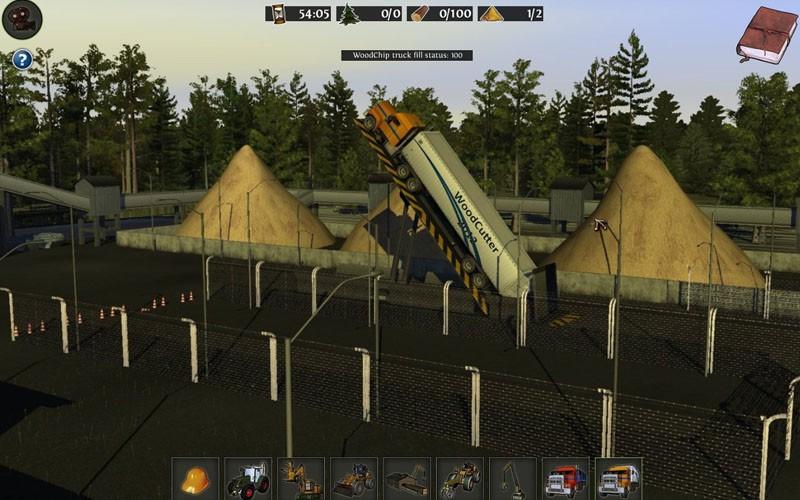 Woodcutter Simulator 2012 Free