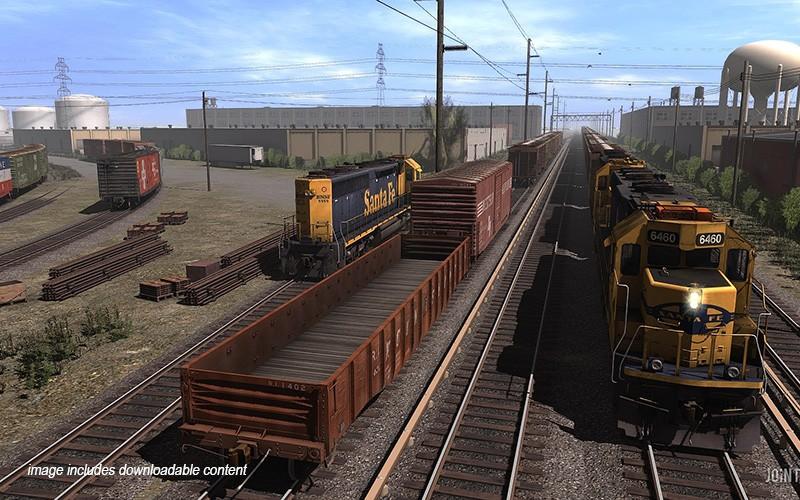 Add On Trainz Sim Android