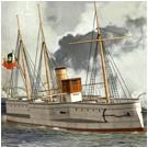 Victorian Admirals: Panama Incident 1885