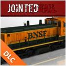 BNSF Railway - SW1500