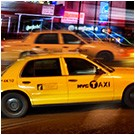 New York Taxi - The Simulation
