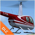 Flying Club Robinson R44