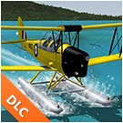Tiger Moth Float and Ski Double Pack