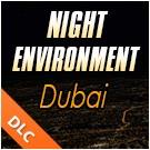 Night Environment - Dubai