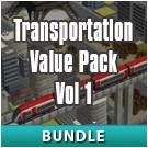 Transportation Pack Volume 1