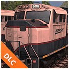 BNSF Railway - EMD SD70MAC Executive Patch