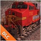 BNSF Railway - GE Dash 9 44CW WarBonnet