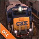 CSX Transportation - GE B30-7