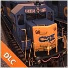 CSX Transportation - EMD SD60