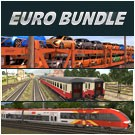 Trainz DLC: Euro Bundle