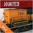 BNSF Railway - SD40-2B