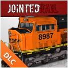 BNSF Railway - EMD SD70MAC - Heritage 3