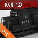 Conrail - EMD SD45 - Penn Central Patch