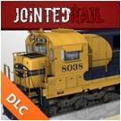Santa Fe Railway - GE C30-7