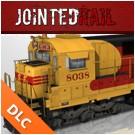 Santa Fe Railway - GE C30-7 K