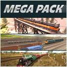 Trainz A New Era MEGA PACK - Mac
